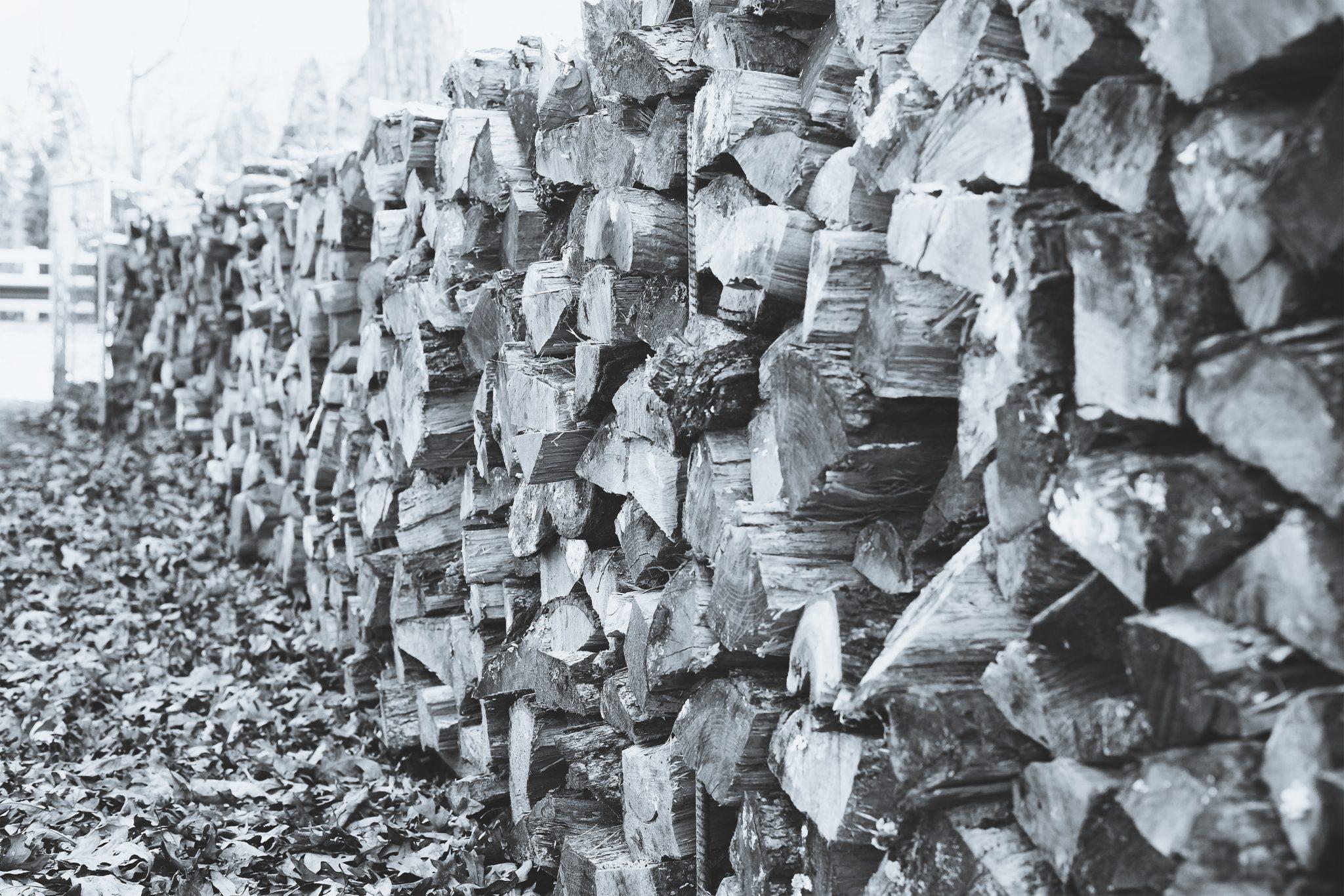 brennholz4you Lagerung - Ihr zuverlässiger Lieferant für Brennholz